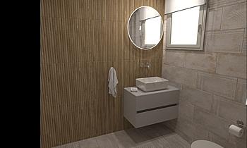 CORTE MPANIO Classic Bathroom HOUSE LTD