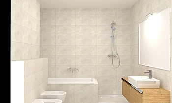Kupaona2 Classic Bathroom Hrvoje Hegeduš
