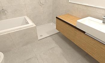 Kupaona Classic Bathroom Hrvoje Hegeduš