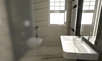 boys bath Classic Bathroom Zarrugh Company