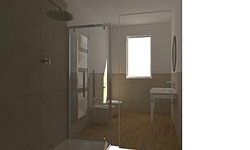 Ragno Woodliving Classique Salle de bain Zin Massimo