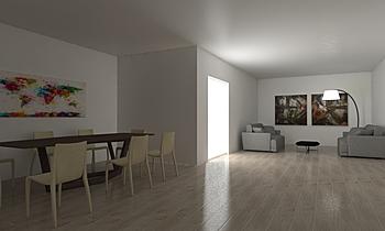 SALA_PACE Klasik Oturma odası hariom upadhyay