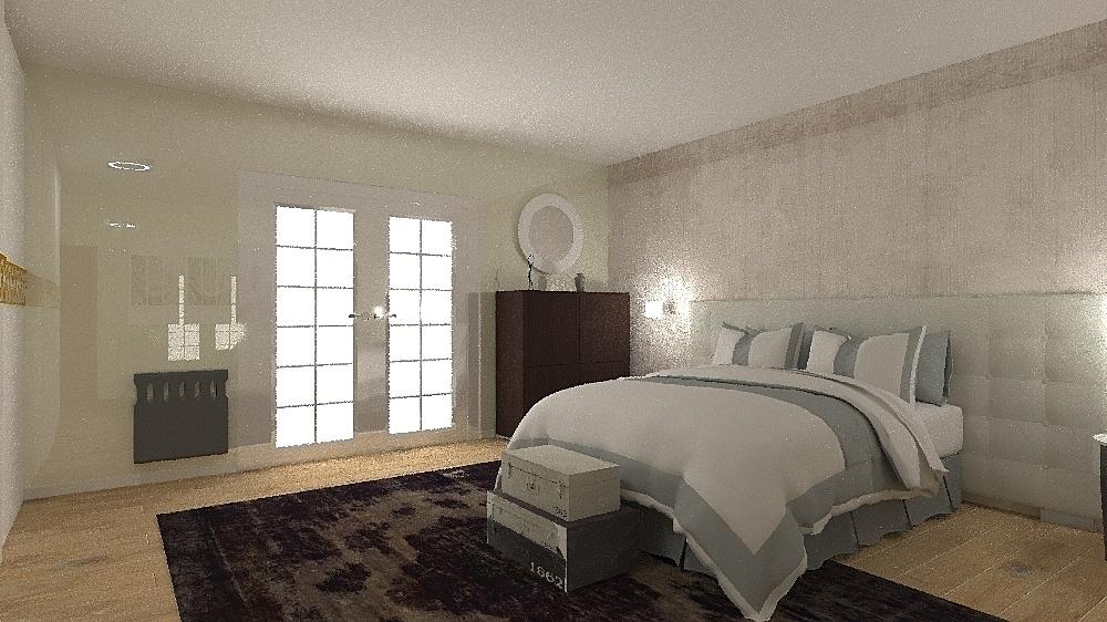 HABITACION Modern Bedroom Ramón Rodríguez