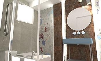 ANZALONE Classic Bathroom LUCA DI FRANCO