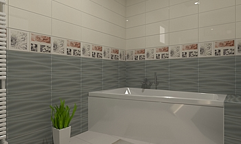 Joy Wave Classic Bathroom Barta Ildikó