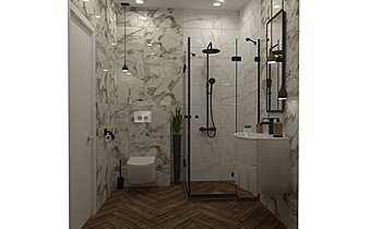 Диди Първанова Classic Bathroom Vesela Neshkova