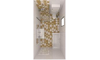 9508 Classic Bathroom Bania Still