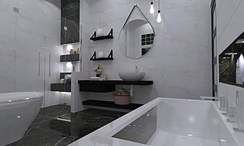 saeed elkatbi Classic Bathroom MOHAMED  GHARIB