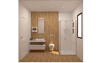 Noelia Hinojosos Classic Bathroom BdB MOTACUER S.L.