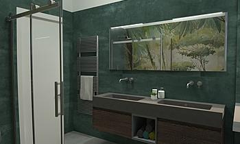 BAGNO Modern Bathroom BIODOMUS  SRL