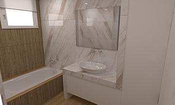 VOLAKAS MASTER Classic Bathroom HOUSE LTD