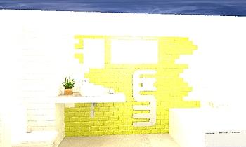 BAÑO BAIXO Classic Bathroom Ramón Rodríguez