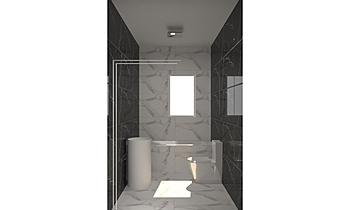 The Hamptons - PH301 - Ma... Classic Bathroom Kirsty Farrugia