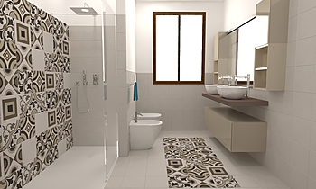 BAGNO NICCOLAI Classic Bathroom francesco di maio
