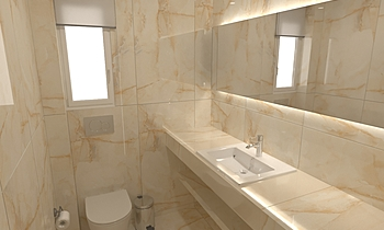 AQUARIUS WC Klasik Banyo HOUSE LTD
