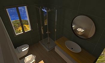 ROSETO Classic Bathroom SANTO PUGLIESE