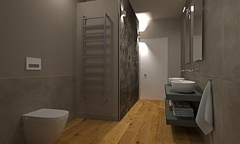ATTICO Classic Bathroom Federica Lorini