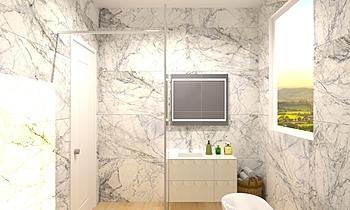 baie parter Ionut Classic Bathroom MIHAI GEORGE GLODAN