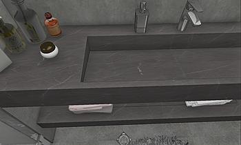 Галя Smot Grey + Emotion ... Classic Bathroom Kostadin Vlahov