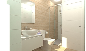 Bany Susana Classic Bathroom BdB GARMON MORELLA S.L.