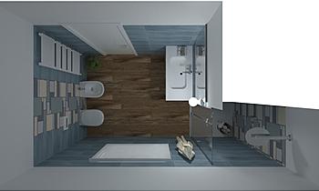 RIF. D'ALESSIO Classic Bathroom Giorgia Ferrante