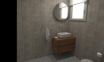 BERCY MPANIO Classic Bathroom HOUSE LTD