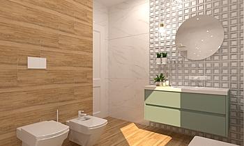 Noelia Hinojosos Baño Dor... Classic Bathroom BdB MOTACUER S.L.