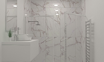 Project gallery Classic Bathroom Sagren Naidoo
