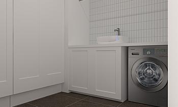 NLH - Hendra Laundry Classic Bathroom Demi Bailey