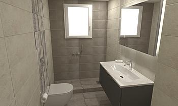 MATERIKA MPANIO Classic Bathroom HOUSE LTD