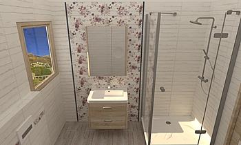 Sylvie Classic Bathroom Marietta Sulyok