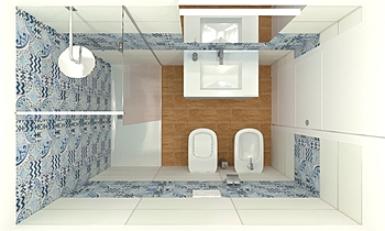 Bagno Marazzi Classic Bathroom COVERINGS .IT