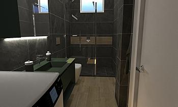 raviele bagno doccia Classico Bagno Toscano Toscano