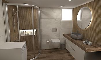 MUSE MASTER Classic Bathroom HOUSE LTD