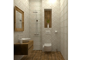 Ваньо Иванов Essence Classic Bathroom Vesela Neshkova
