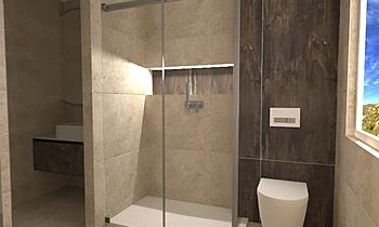1 Classique Salle de bain Toscano Toscano