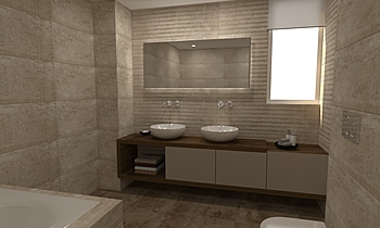 URBAN MASTER Classic Bathroom HOUSE LTD