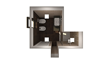 bagno patronale Classic Bathroom Nuova Edilizia Gigante srl