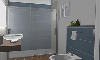 bagno piano terra Classic Bathroom francesco faccani