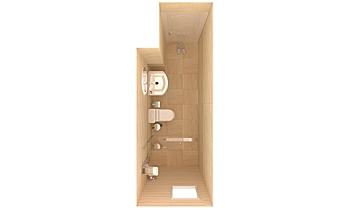 9944-1 Classic Bathroom Bania Still