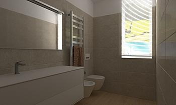 Caissutti Classique Salle de bain Toscano Toscano