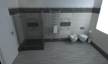 APOLLO P.1 Klasický Koupelna Cristina Tomei