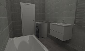 MP705-1 Classic Bathroom Anastasiya Kovalenko