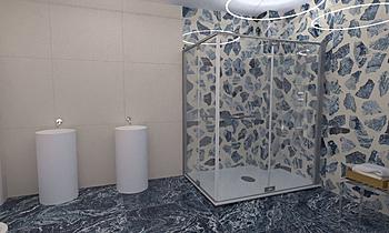 BAGNO Klasický Koupelna Roberto Laganaro