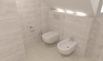 OH - Channel Klasický Koupelna Terrakotta  Csempecentrum