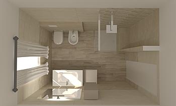 BAGNO Classic Bathroom Marta Sassi