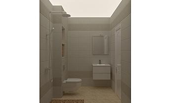 9945canova Classic Bathroom Vel Turn