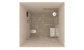 78967-1 Klasický Koupelna Design Ml