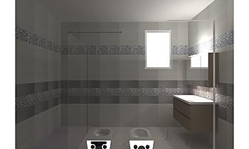 TORTORA BAGNO GRANDE Classic Bathroom EMANUELE SERIO
