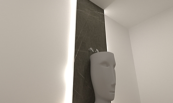 BARONE LUCA Classic Bathroom LUCA DI FRANCO